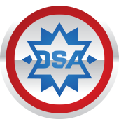 David's Star Automotive Repair Logo